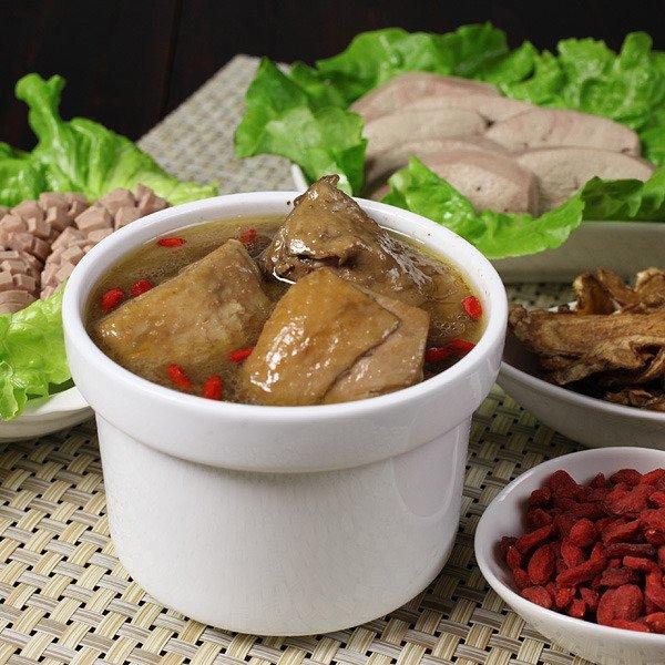 生理餐:生理期燉湯